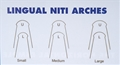 Round - Lingual Arch Niti & Therm
